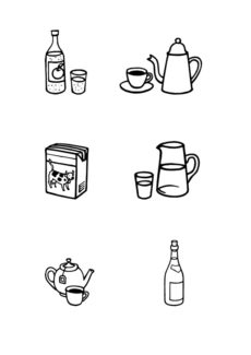 Bilder zum Thema Getränke