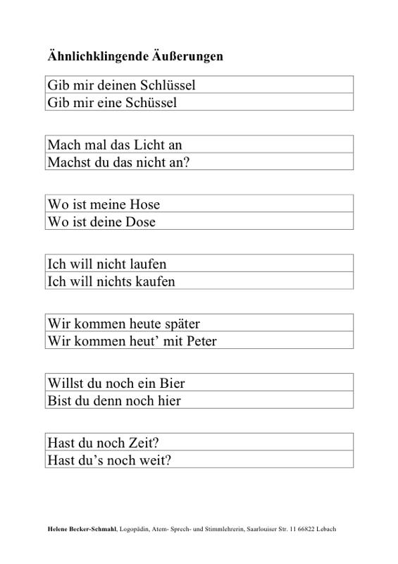 Fine Idiome Arbeitsblatt 4Klasse Pictures - Kindergarten ...