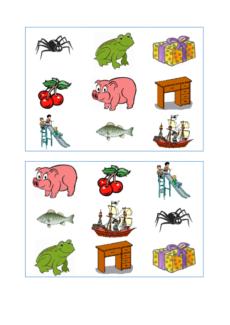 Gruselino Spielplan und Karten [sch] (2)