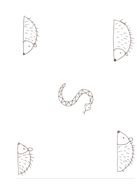 Spielidee: [s] und [ch2] auf Laut- und Silbenebene