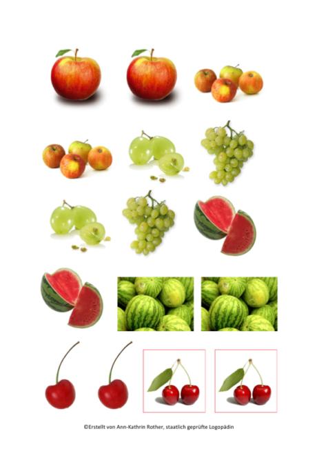 Mehrzahl Gemüse