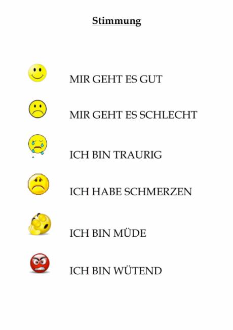 Kommunikationstafel