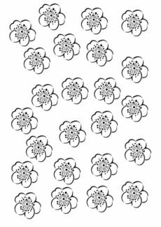 Spiel: Blumen gießen