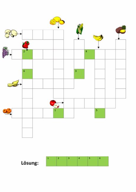 Kreuzworträtsel mit Bildern (4)