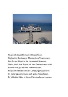 Rügen-Rätsel bei Aphasie