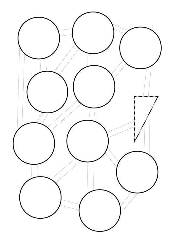 Spielvorlage für Nanu-Karten