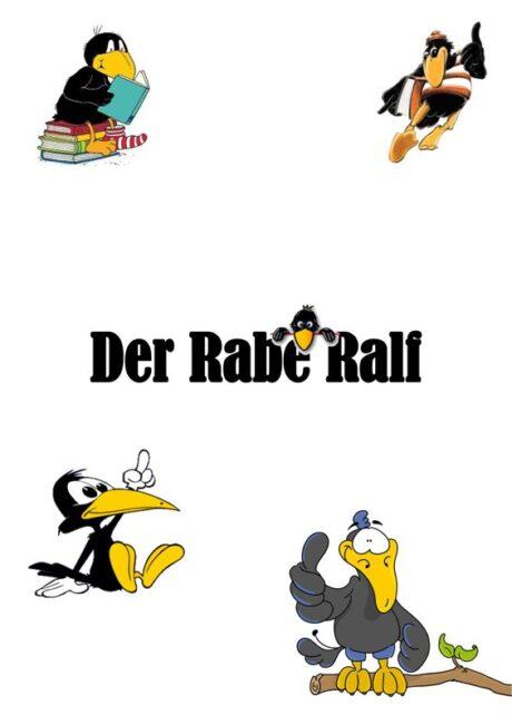 """Spiel: """"Der Rabe Ralf"""" zur Automatisierung von Lauten"""