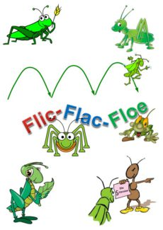 Spiel: Flic-Flac-Floe