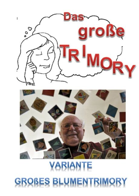 """Spiel: Trimory – Variante """"Blumen"""""""