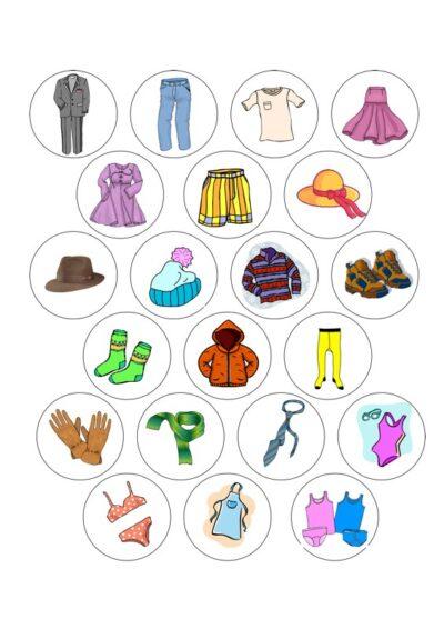Nanu-Erweiterungssatz: Kleidung