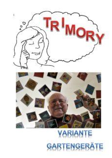 Spiel: Trimory – Variante Gartengeräte