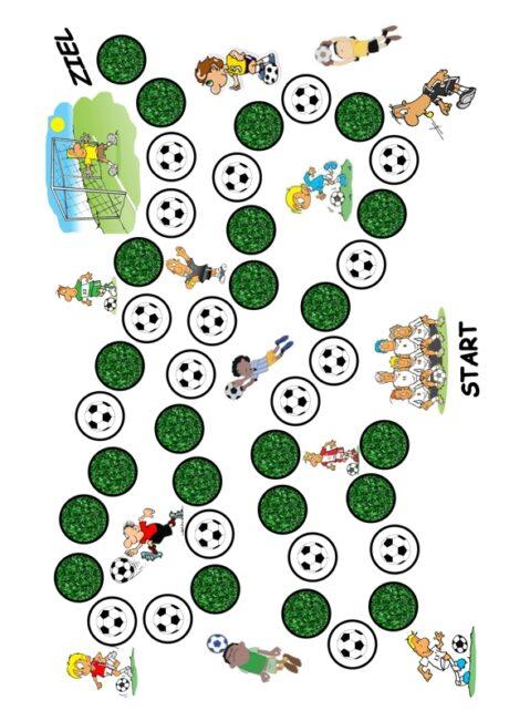 Spielplan: Fußball