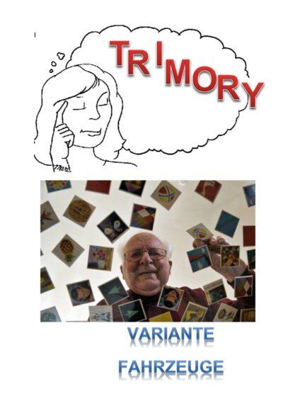 """Spiel: Trimory – Variante """"Fahrzeuge"""""""