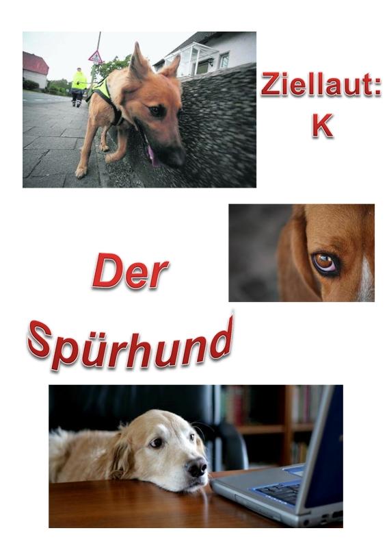 Spiel: Spürhund /k/