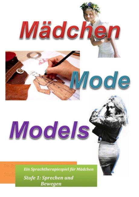 Spiel: Mädchen-Mode-Models