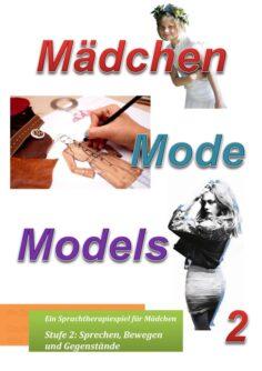 Spiel: Mädchen-Mode-Models – Stufe 2