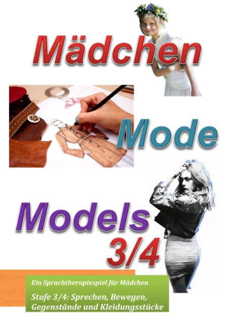 Spiel: Mädchen-Mode-Models Stufe 3 und 4