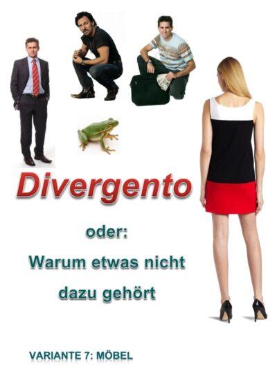 Spiel: Divergento Variante 7