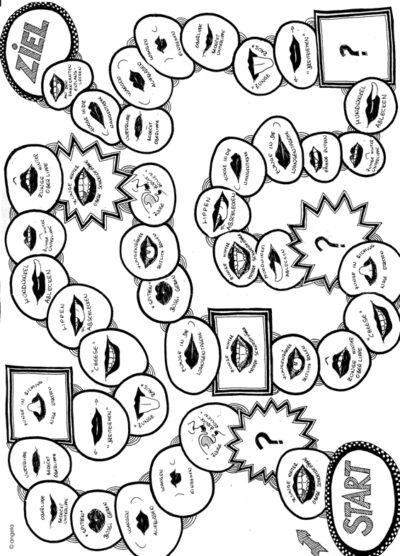 Spiel: Mundmotorik