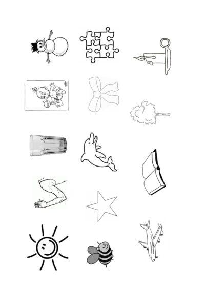 Bilder zur Genusmarkierung