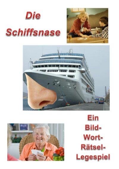Spiel: Schiffsnase