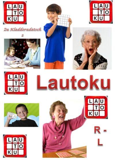 Spiel: Lautoku für Rhotazismus und Lambdazismus