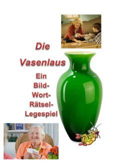 Spiel: Die Vasenlaus – Ein Lesespiel mit 12 Bildkarten