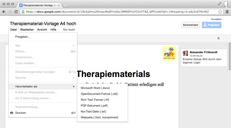 Niedlich Vorlagen Google Docs In Englisch Fortsetzen Fotos - Entry ...