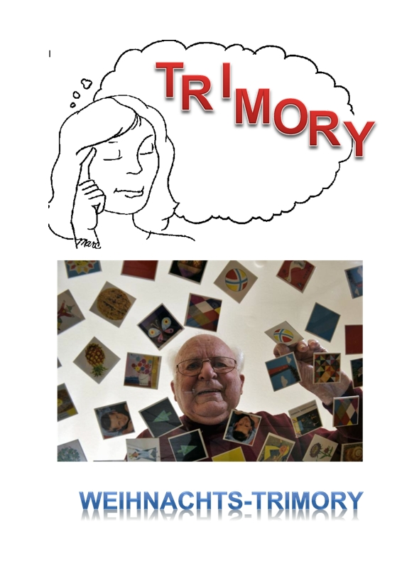 Spiel: Weihnachts-Trimory