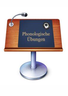 für Keynote auf dem iPad: phonologische Übungen