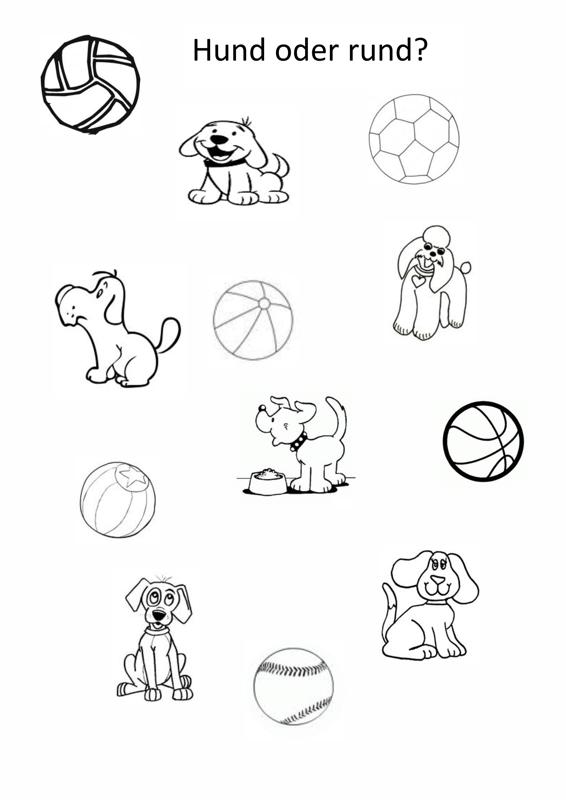 Sammlungen (Seite 2) mit Differenzierung: Hund oder rund? - Dyslalie ...