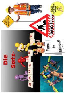 Spiel: Satz-Baustelle (3) Indirekte Fragesätze