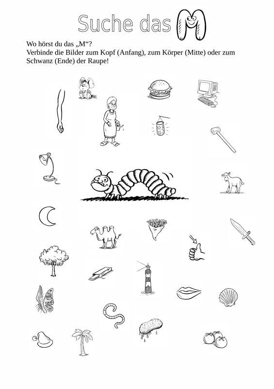 Buchstaben Kennenlernen , Mein Wisch-und-weg-Buch: Erste Buchstaben ...