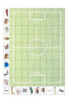 Erweiterung: Fußballfeld zur Lautfestigung T, KrG, CH2