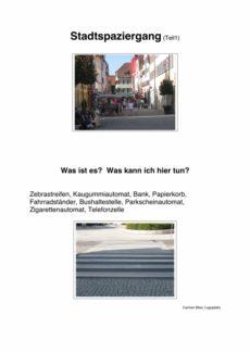 Stadtspaziergang Teil 1