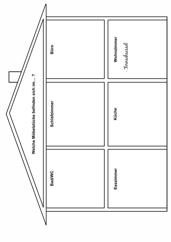 Wortfindung: Haus und wohnen