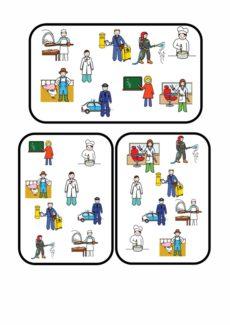 Gruselino Berufe (1)