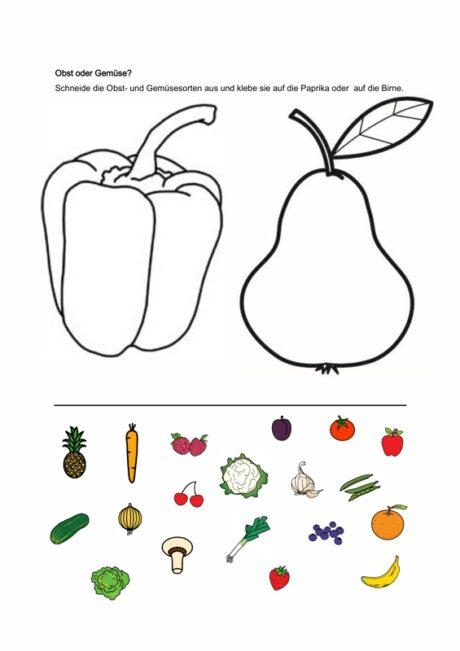 Semantik: Obst oder Gemüse?