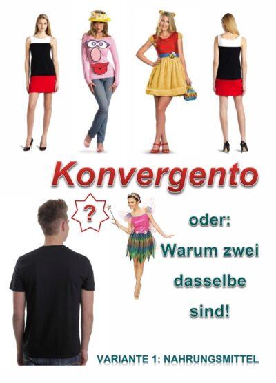 Spiel: Konvergento (1) – Lebensmittel