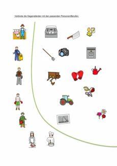 Wortschatzarbeit – Berufe (2)
