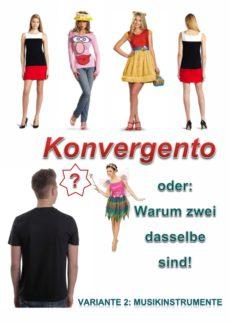 Spiel: Konvergento (2) – Musikinstrumente