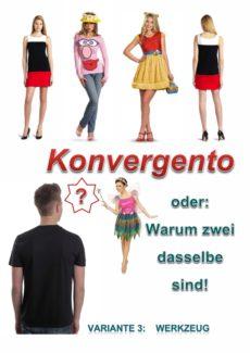 Spiel: Konvergento (3) – Werkzeug