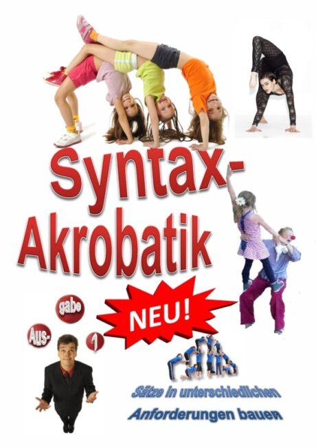 Syntaxakrobatik (1)