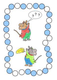 Spielplan Mäuse
