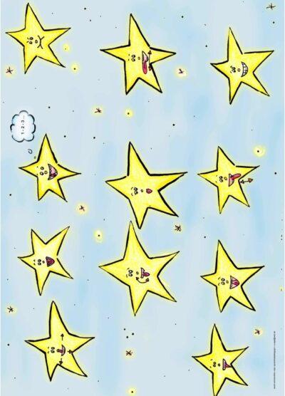 Mundmotorik Sterne
