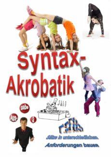 Syntaxakrobatik (2)