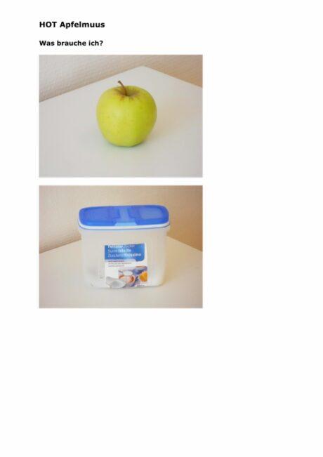 HOT: Apfelmus