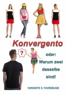Spiel: Konvergento (5) – Fahrzeuge
