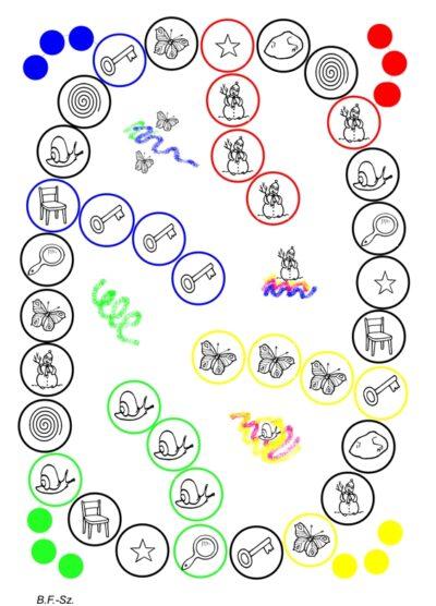 Spielplan Konsonantenverbindung bei Schetismus