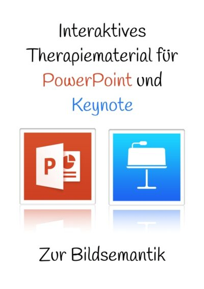 Interaktives Therapiematerial zur Bildsemantik